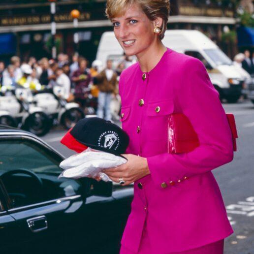 Ροζ: Πώς φορούσε η πριγκίπισσα Νταϊάνα το αγαπημένο της χρώμα;