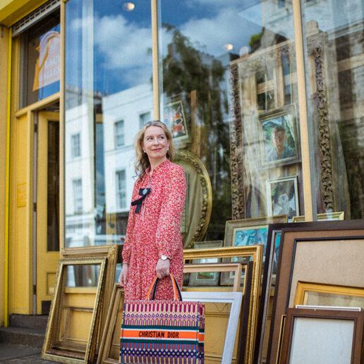 H Sarah Bailey αναλαμβάνει International Editor-at-Large της Vogue Greece