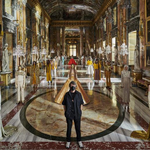 Το επόμενο Valentino Haute Couture show θα πραγματοποιηθεί στη Βενετία
