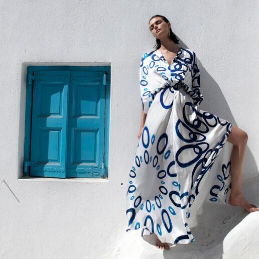 Τα μυστικά του καλοκαιρινού στυλ από την Ελληνίδα σχεδιάστρια Themis Z