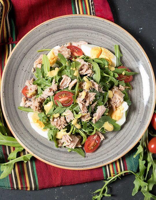 Σαλάτα niçoise: Η αυθεντική συνταγή