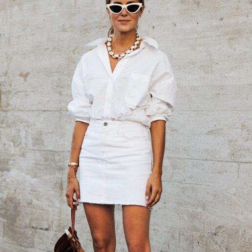 Oversized πουκάμισο: Πώς θα το συνδυάσετε σύμφωνα με τα καλοκαιρινά trends;