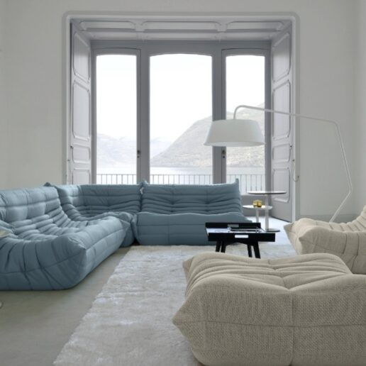 Puffy Furniture: Μάθετε τα πάντα για το πιο γοητευτικό décor trend του 2021