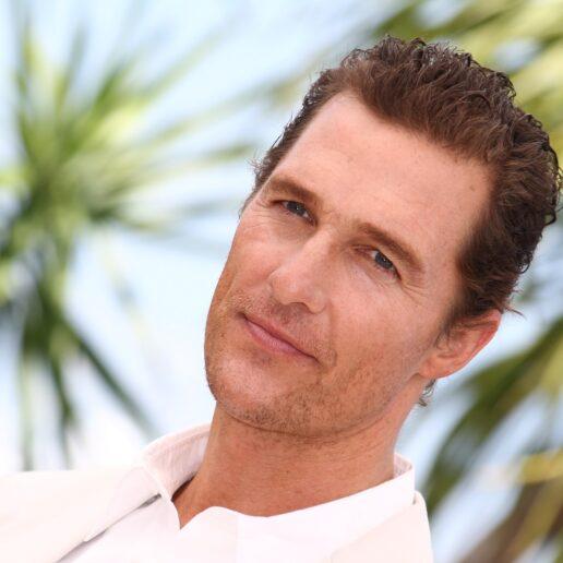 The Hollywood Gawker: Ο Matthew McConaughey πολιτεύεται
