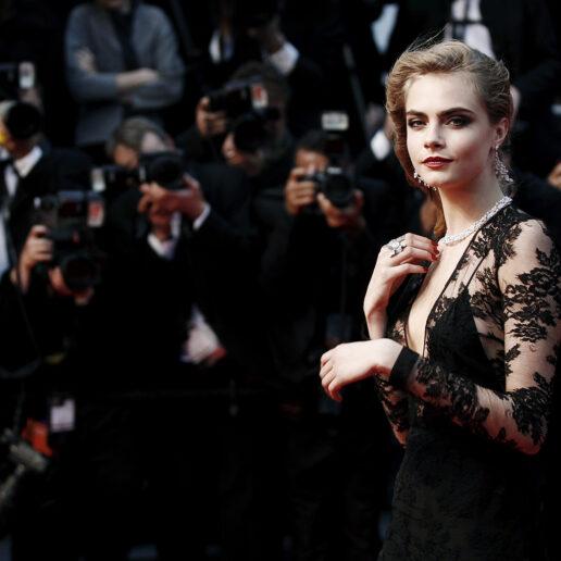 The Hollywood Gawker: Η καρδιοκατακτήρια Cara Delevingne