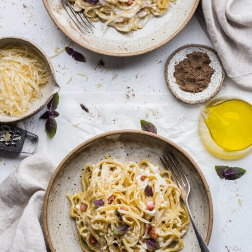 Spaghetti με γιαούρτι: Η πιο ελαφριά καλοκαιρινή μακαρονάδα