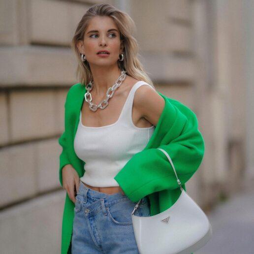 10 λόγοι να κρατήσετε λευκή τσάντα αυτό το καλοκαίρι