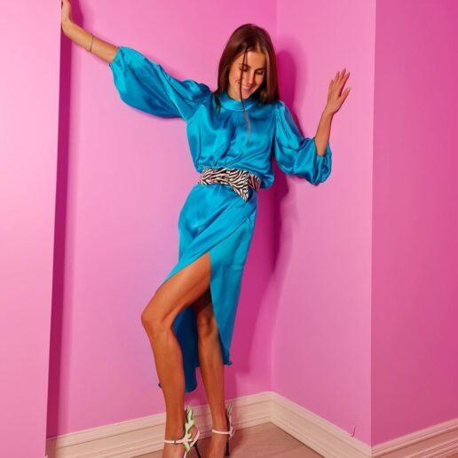 Party Dress: 7 φορέματα στις πιο φωτεινές αποχρώσεις για τα πάρτι του καλοκαιριού