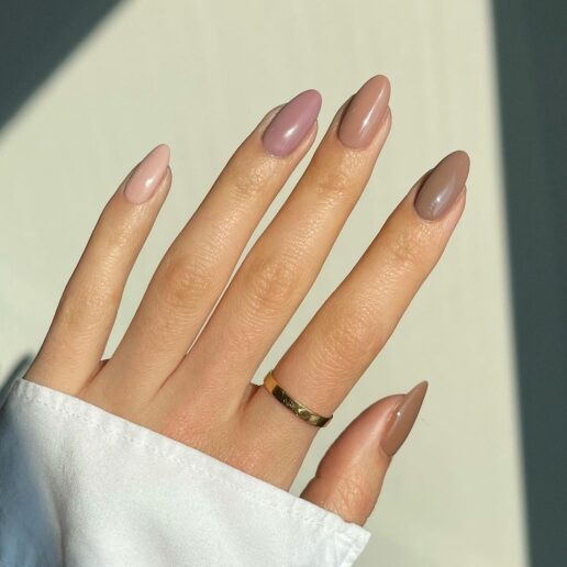 Nude Nails: Οι πιο ωραίες αποχρώσεις ανάλογα με τον τόνο της επιδερμίδα σας