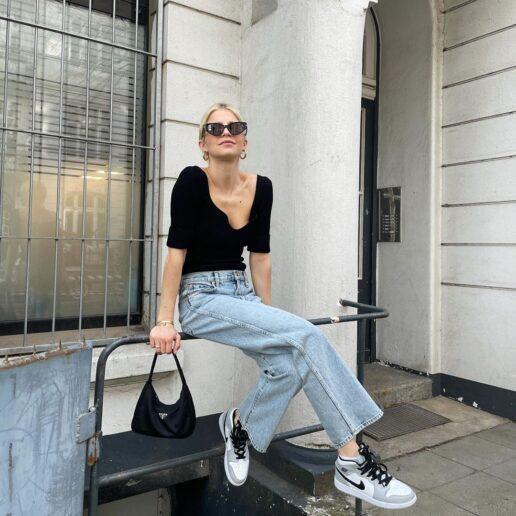 6 straight τζιν παντελόνια που θα φορέσουμε πολύ το καλοκαίρι
