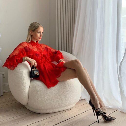 Κόκκινο φόρεμα: Τα ωραιότερα καλοκαιρινά σχέδια