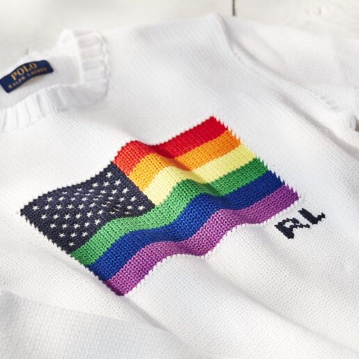 Love your true colors: Ο Ralph Lauren αφιερώνει μια συλλογή στο Pride