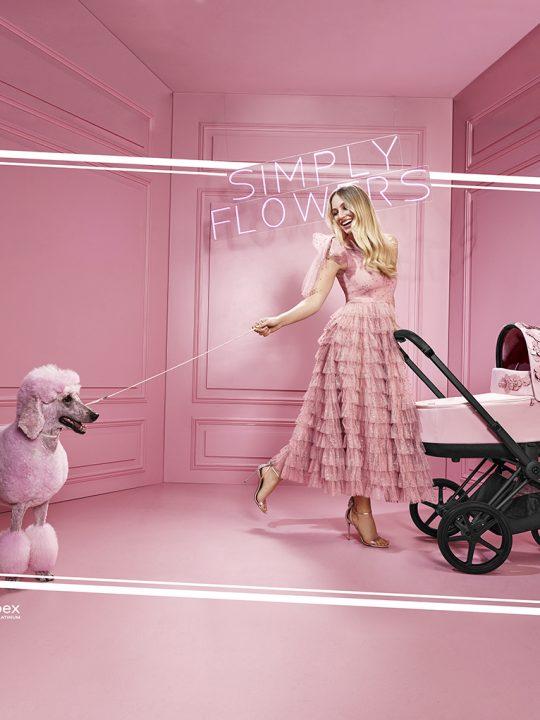 Simply Flowers: Η νέα fashion συλλογή της Cybex είναι βγαλμένη από παραμύθι