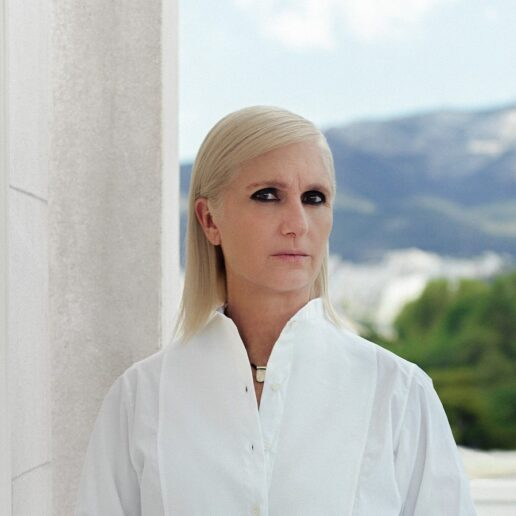 H Maria Grazia Chiuri μιλά για το Dior Cruise 2022 show αποκλειστικά στη Vogue Greece