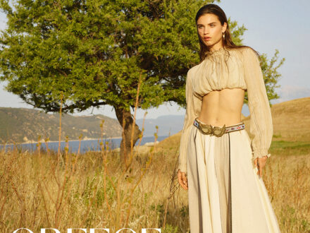 Vogue Greece Ιουλίου/Αυγούστου: Διπλό τεύχος με άρωμα Ελλάδος