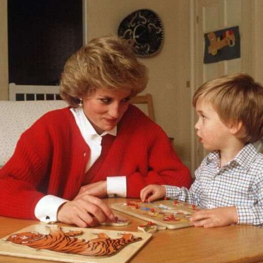 Νταϊάνα και Πρίγκιπας Ουίλιαμ: 17 σπάνιες τρυφερές φωτογραφίες τους