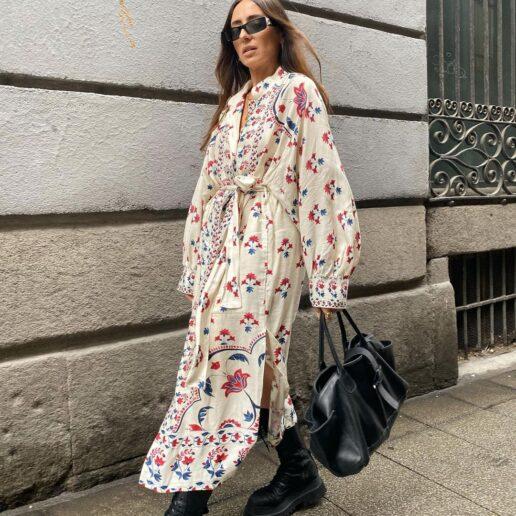 7 kimono για την πόλη και την παραλία