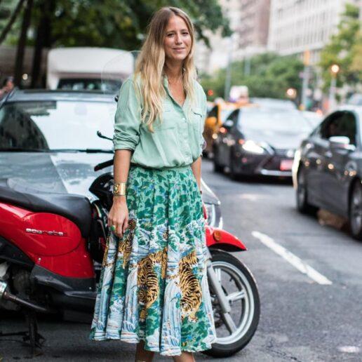 Flat παπούτσια: Οι συνδυασμοί και οι τάσεις για το καλοκαίρι