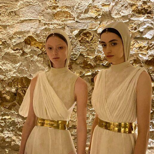 Dior Cruise 2022: Οι αποκλειστικές φωτογραφίες της Vogue Greece από το backstage