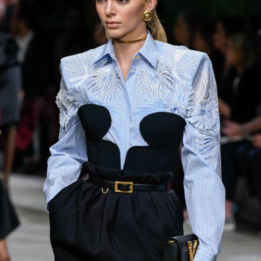 Bustier: Ο οδηγός της Vogue για να αναβαθμίσετε τα βραδινά σας look