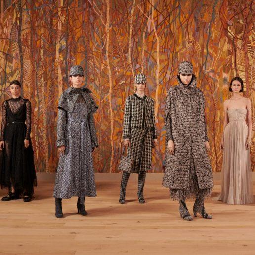 Οι τοπ στιγμές από την Dior Haute Couture συλλογή για το Φθινόπωρο/Χειμώνας 2021