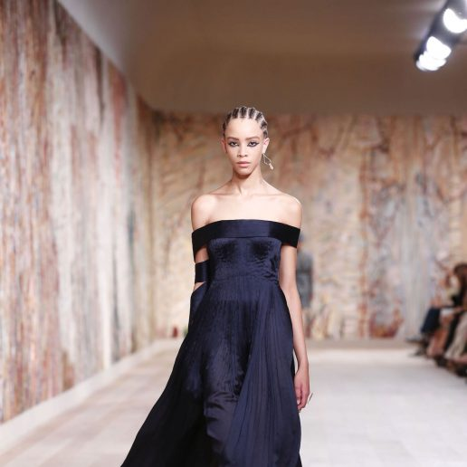 Dior goes punk: Τα ιδιαίτερα eyelook στη νέα haute couture συλλογή του οίκου