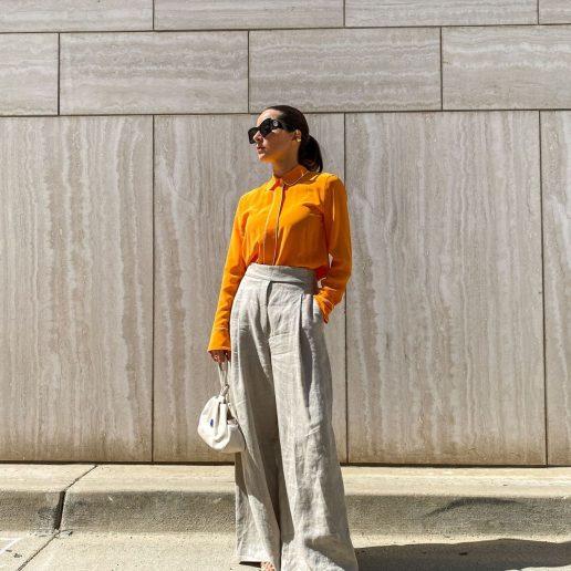 Λινό παντελόνι: Casual και elegant τρόποι να το φορέσετε