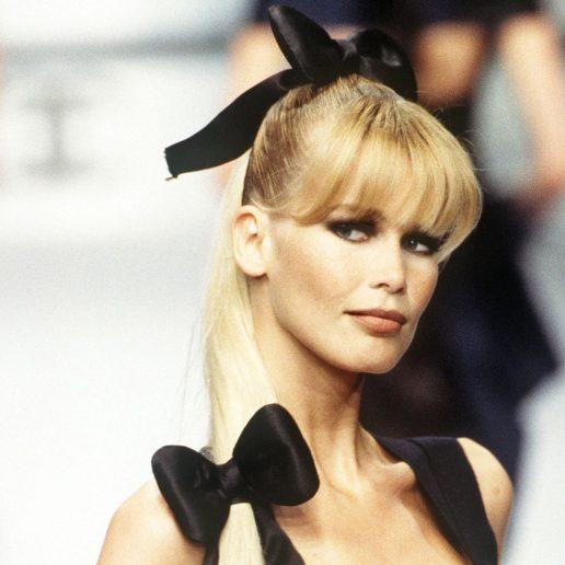 Chanel Catwalk: 16 hairstyles με φιόγκους στα μαλλιά