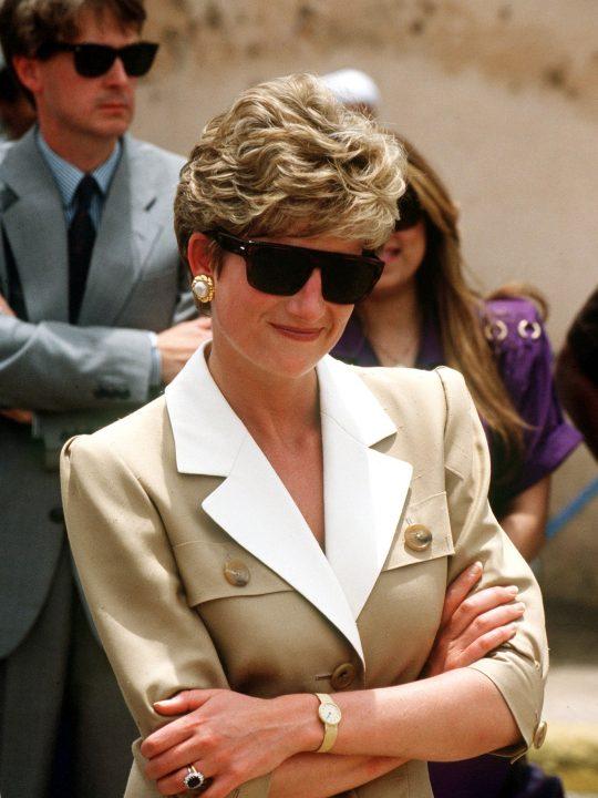 Πριγκίπισσα Νταϊάνα: Τα πιο πολυπόθητα γυαλιά από την συλλογή της