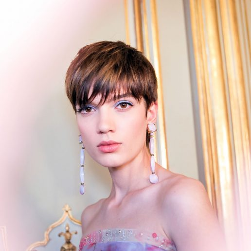 Giorgio Armani Privé: Πώς δημιουργήθηκε το μακιγιάζ της Haute Couture συλλογής;