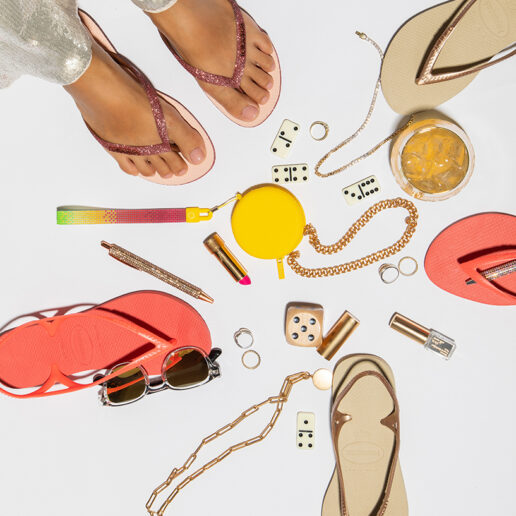 3 Vogue approved looks με Havaianas για την πόλη και την παραλία