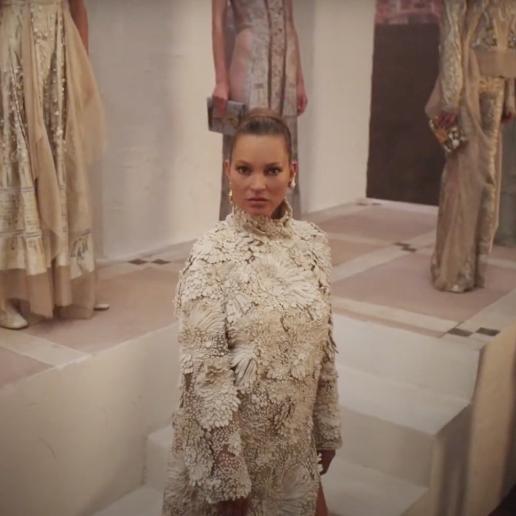 5 σημεία κλειδιά για το ατμοσφαιρικό Fendi Couture film