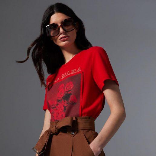 70 χρόνια Max Mara μέσα από 7 συλλεκτικά T-shirts