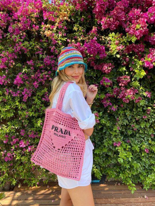 Η It bag του καλοκαιριού είναι Prada