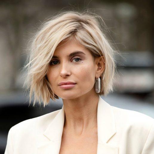 Box bob: Το νέο καρέ για όγκο στα ίσια μαλλιά