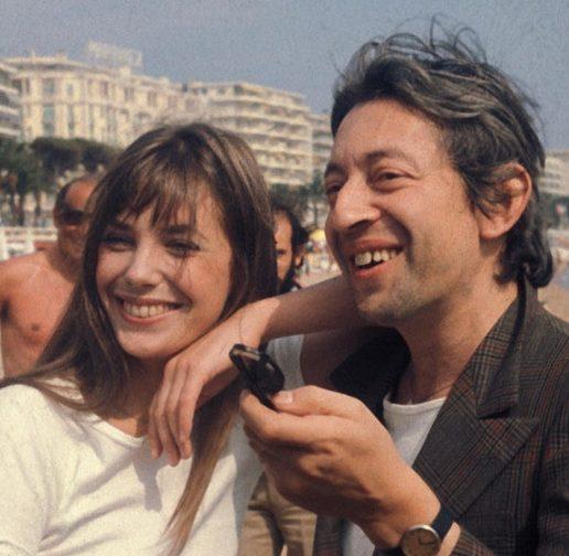 10 vintage φωτογραφίες από τα καλοκαίρια του Serge Gainsbourg και της Jane Birkin