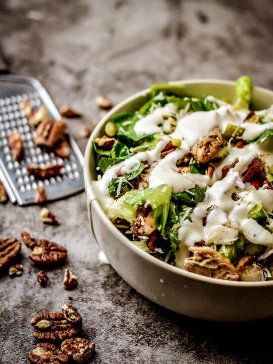 Caesar salad: Η διαφορετική συνταγή από τον chef του Four Seasons Hôtel George V