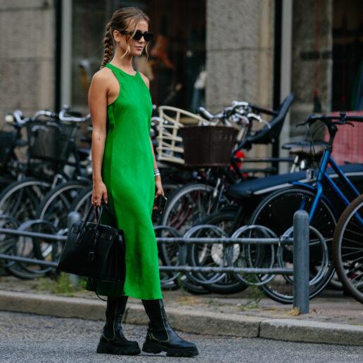 Πράσινο: 11 street style για να το φορέσετε το φθινόπωρο