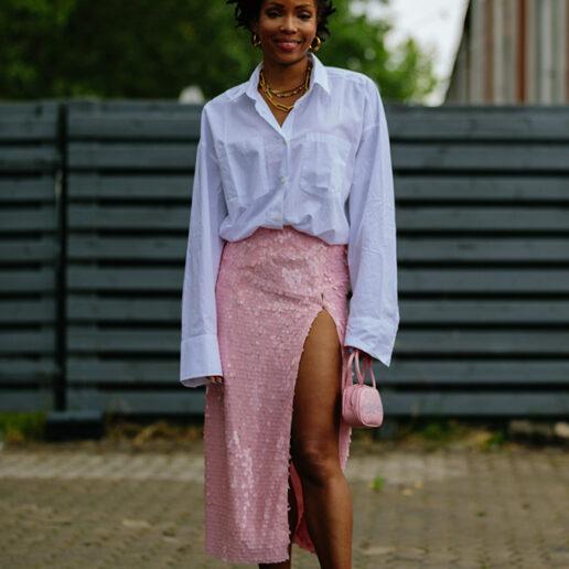 Disco Girls: Οι παγιέτες γίνονται μέρος του φθινοπωρινού casual look