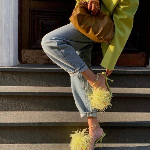 Τα It πέδιλα του φθινοπώρου είναι Bottega Veneta