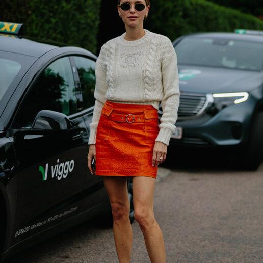 Πορτοκαλί: 9 τρόποι για να συνεχίσετε να το φοράτε και το φθινόπωρο