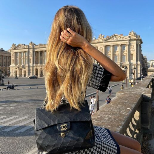 French Balayage: To parisian είναι τάση και στα μαλλιά