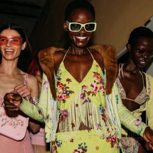 Εβδομάδα Μόδας Μιλάνου: Οι καλύτερες backstage στιγμές