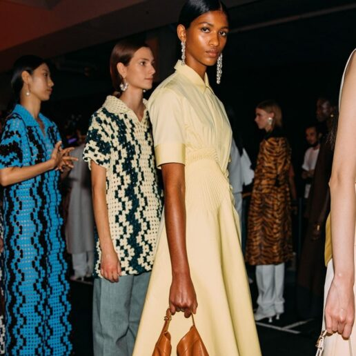 Milan Fashion Week: Η Vogue στο backstage του Jil Sander