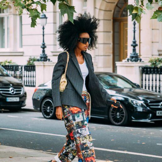 Εβδομάδα Μόδας του Λονδίνου: Οι best dressed street stylers που μας έκαναν κλικ