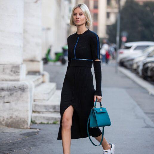Μακριά φορέματα: Με ποια παπούτσια τα συνδυάζουμε;