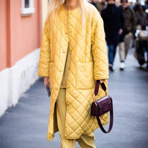 Καπιτονέ παλτό: Το ιδανικό πανωφόρι για τα πρώτα κρύα