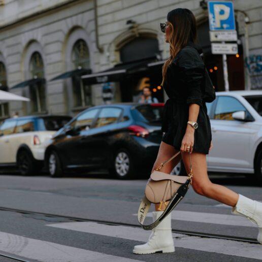 Τα 10 shoe trends που θα κρατήσουμε από την Εβδομάδα Μόδας του Μιλάνου