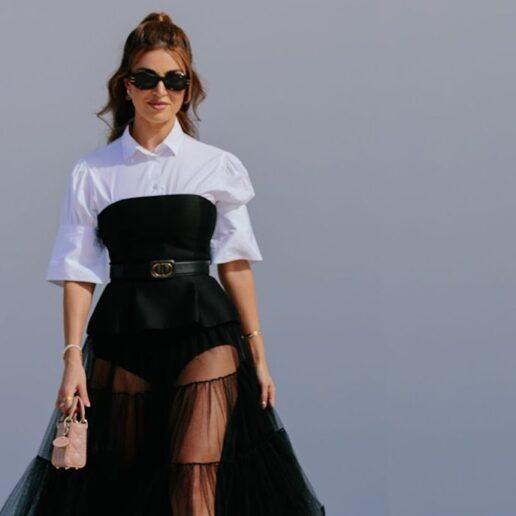 Τα ωραιότερα street style έξω από το Dior show