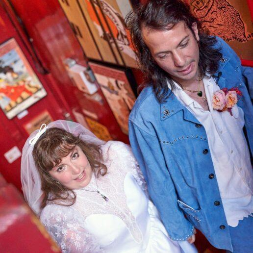 Just married: H Vogue στο γάμο της Lena Dunham στο Λονδίνο